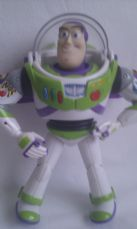 Adorable Disney Pixar  Big Talking 'Buzz Lightyear' with Jet pack Collectable Action Toy